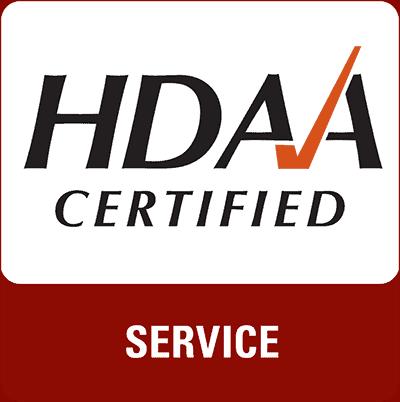 HDAA logo